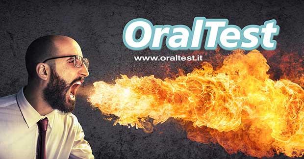 alitosi oral test kedos dentisti